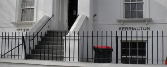 Grove Lodge flats conversion, London N3