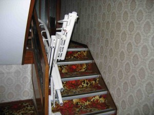 stair lift big